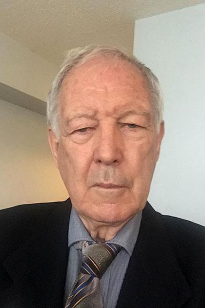 Stewart Jackson, Professional Geologist