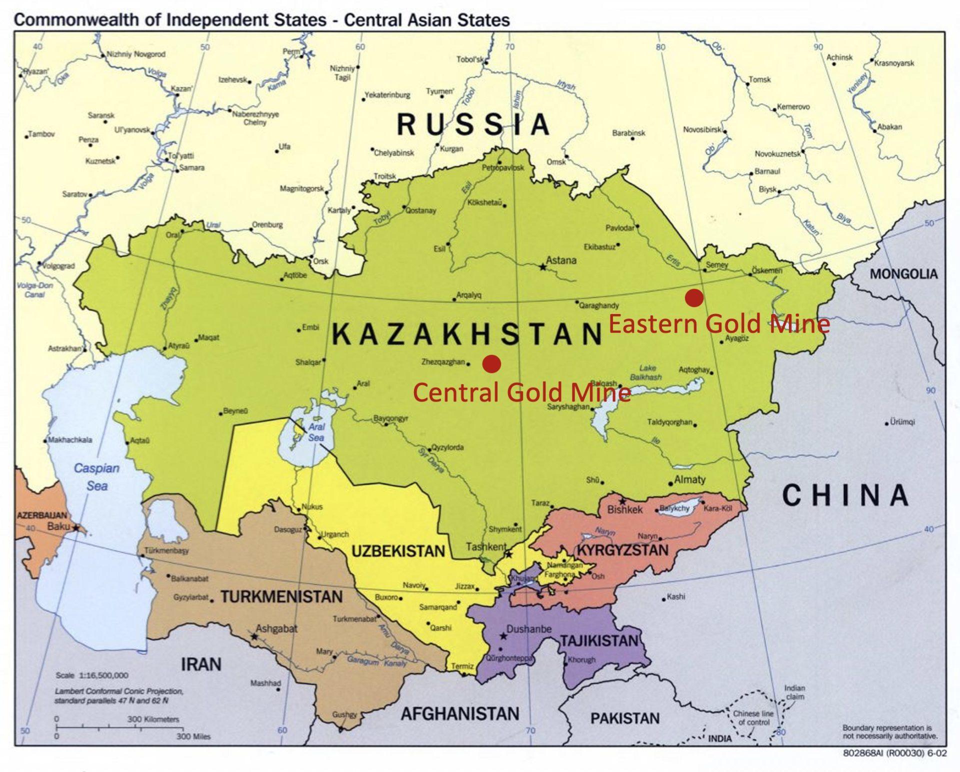 Kazakhstan Opportunity